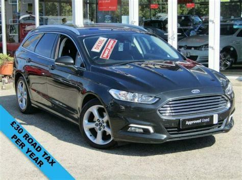 2016 Ford Mondeo User Manual