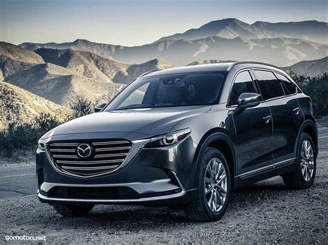 2016 Mazda Cx 9 Workshop Manual