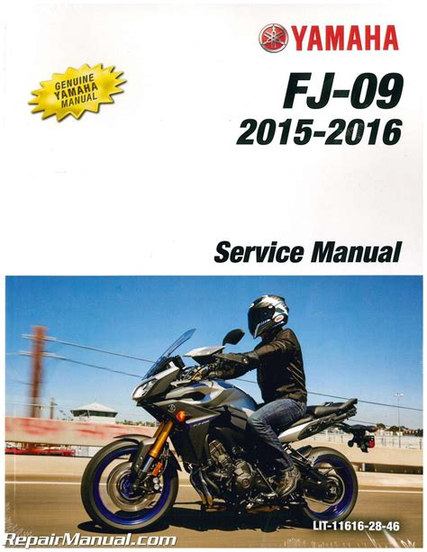 2016 Yamaha Service Manual