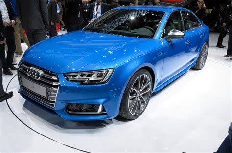 2017 Audi S4 Transmission Owners Manual
