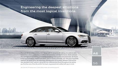2017 Audi S6 Manual