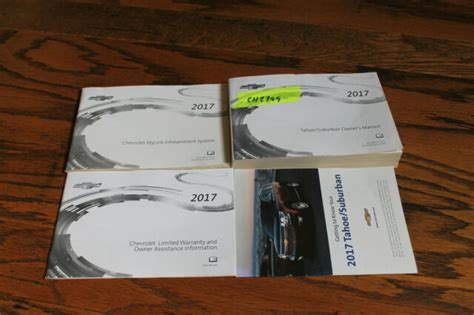 2017 Chevy Tahoe Navigation Owners Manual