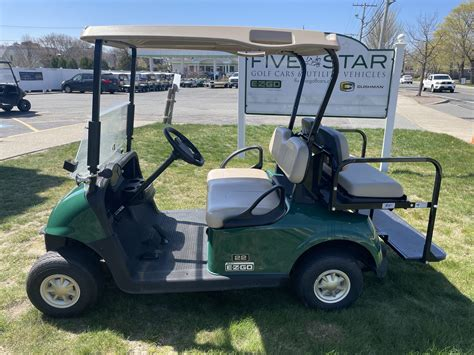 2017 Ezgo Gas Golf Cart Complete Manual