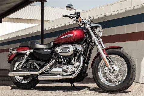 2017 Harley Sportster 1200 Manual
