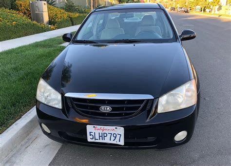 2017 Kia Spectra Ex Manual