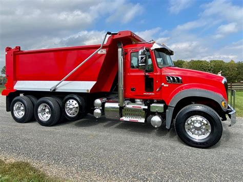 2017 Mack Granite Manual