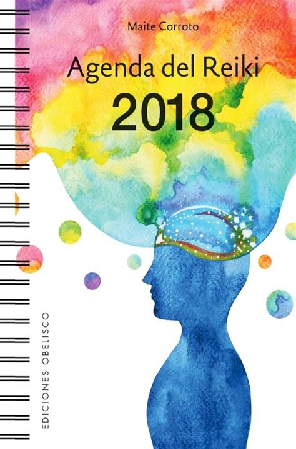 2018 Agenda del  Reiki