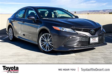 2018 Toyota Camry Xle V6 Service Manual