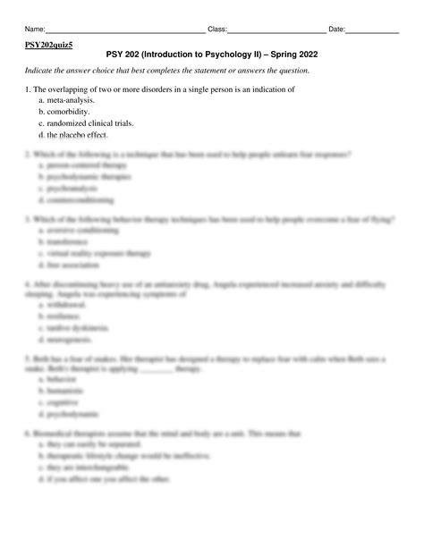 202 Practice Test