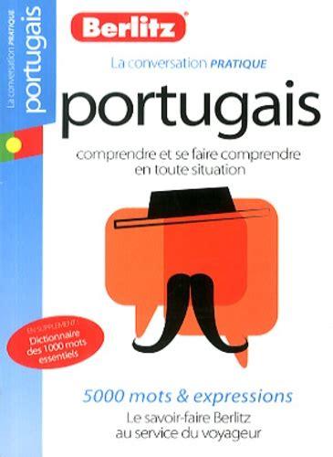 2034035054 Portugais Guide De Conversation Et Dictionnaire