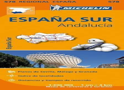 2067184458 Mapa Regional Andalucia Carte Regionali