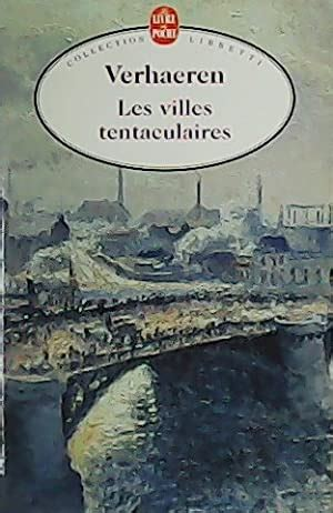 207033774X Les Villes Tentaculaires
