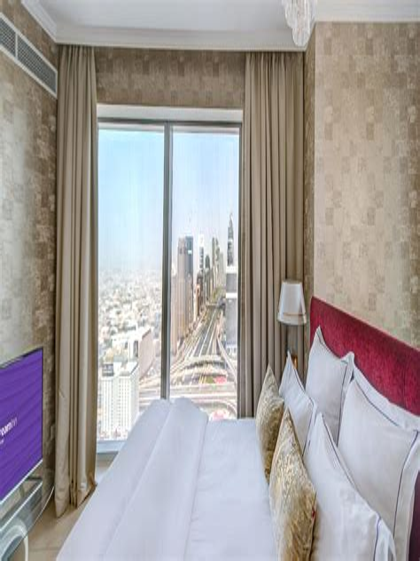 Dream Inn Loft Towers Sheikh Zayed Road View United Arab Emirates