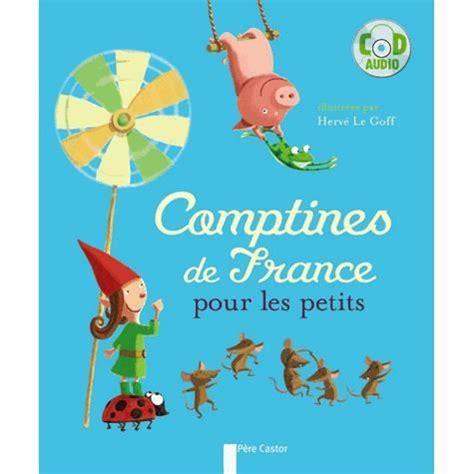2081230216 Comptines De France Pour Les Petits 1cd Audio