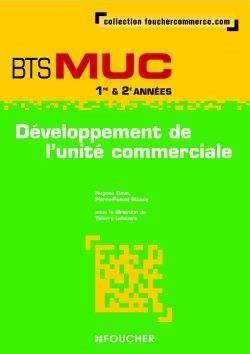 2091624330 Developpement De L Unite Commerciale Bts 1re Et 2e Annees