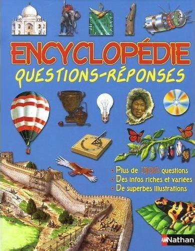 209278708X Questions Reponses L Encyclopedie