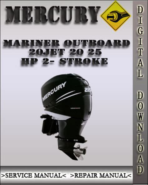 20hp Mercury Outboard Owners Manual