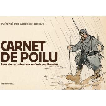 2226250565 Carnet De Poilu Leur Vie Racontee Aux Enfants