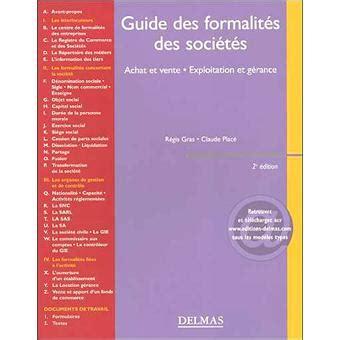 2247056008 Guide Des Formalites Des Societes