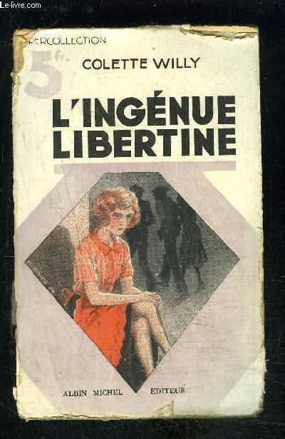 225301351X L Ingenue Libertine