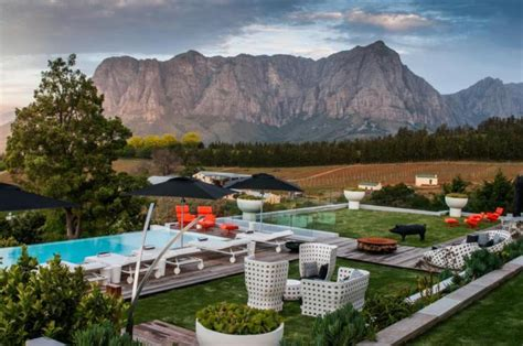 Clouds Wine And Guest Estate South Africa