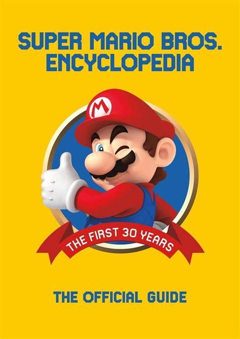 2302070046 Super Mario Encyclopedia Super Mario Bros Version Francaise