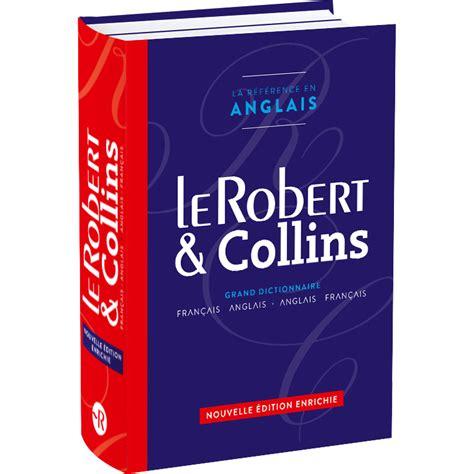 2321009020 Dictionnaire Le Robert And Collins Anglais Senior