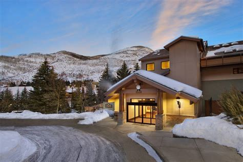 Marriott S Streamside Evergreen At Vail United States