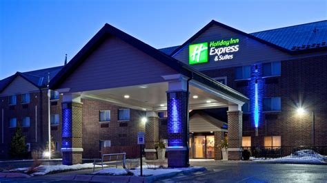 Holiday Inn Express Hotel Suites St Paul Woodbury United States