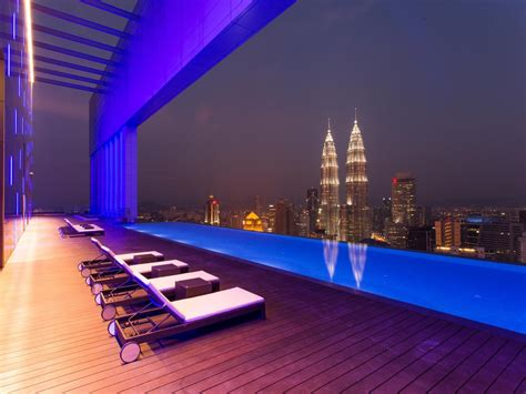 Face Suite With 360 View 51st Floor Infinity Pool Malaysia