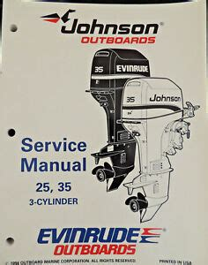 25 Hp Johnson Outboard Manual