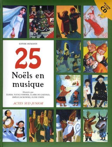25 Noel En Musique 1cd Audio