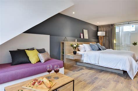 Urban Studio With Terrace In Chapinero Colombia