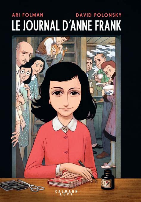 270216093X Le Journal D Anne Frank Roman Graphique