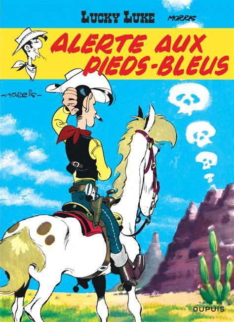 2800114509 Lucky Luke Tome 10 Alerte Aux Pieds Bleus