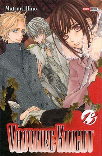 2809419000 Vampire Knight Vol 13