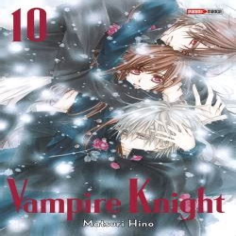 2809473250 Vampire Knight Ed Double T10 Cartes Postales