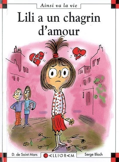 2884804064 Lili A Un Chagrin D Amour Tome 83 83