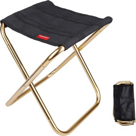 2pcs Mini Camp Stool Taburete Ligero Para Acampar Silla Plegable Portatil Para Campamento Sillas Plegables Al Aire Libre Para Viajes Camping Senderismo