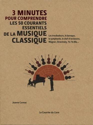 3 Minutes Pour Comprendre Les 50 Courants Essentiels De La Musique Classique Les Troubadours Le Baroque La Symphonie Le Chef Dorchestre Wagner Stravinsky Yo Yo Ma