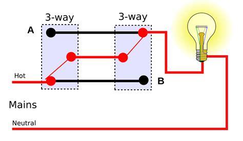 3 Way Switch Schematic
