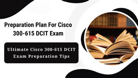 300-615 Exam Consultant