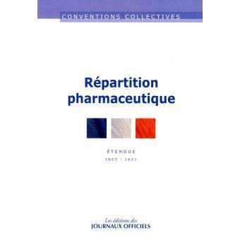 3262 Pharmaceutique De Repartition Convention Collective