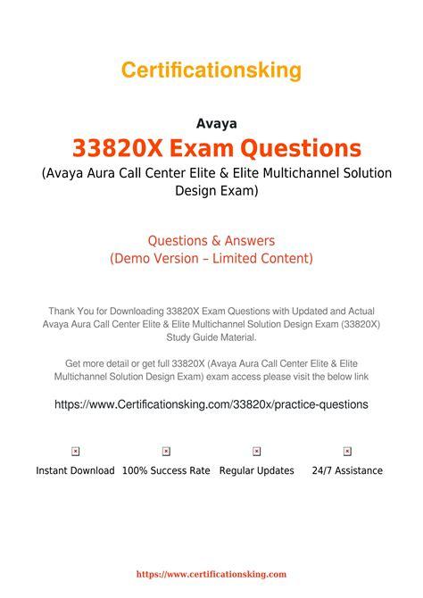33820X Latest Exam Forum