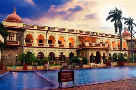 Shivavilas Palace Hampi An Itc Welcomheritage Hotel India