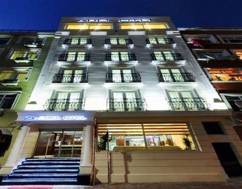 Abel Hotel Istanbul Turkey