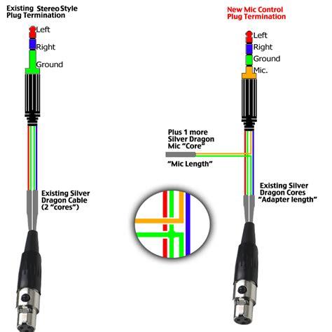 4 Pin 3 5mm Audio Jack Diagram