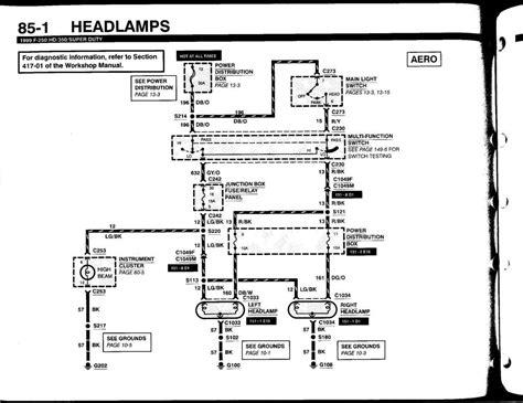 4 Way Wiring Diagram Remote Western