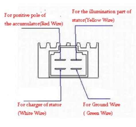 4 Wire Voltage Regulator Diagram