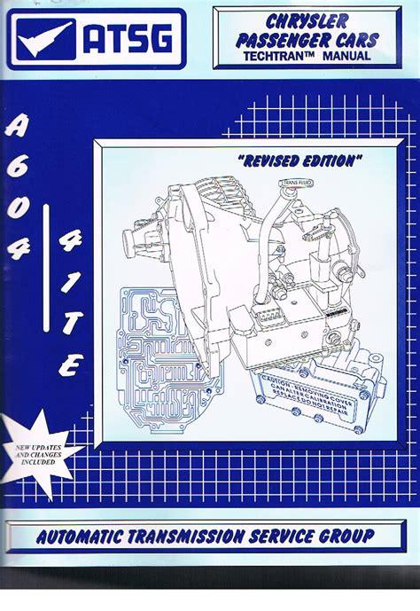 41te Transmission Rebuild Guide